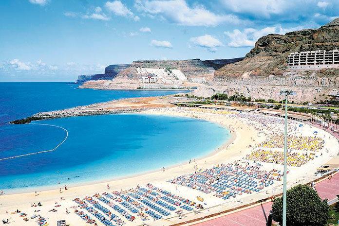 Liczysz na rozrywkę podczas wakacji rodzinnych? Odwiedź Gran Canaria